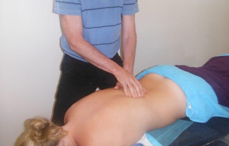 massage nature chez soi